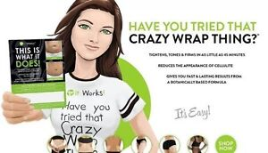 CANADIAN GALS USE ITWORKS WRAP...TRY THIS