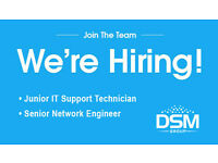 Senior Network Support Technician