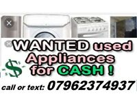 Cooker electric or gas cash waiting we collect within the hour