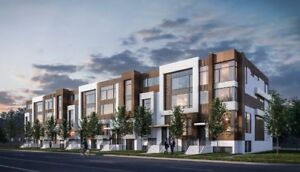 AFFORDABLE TOWN-HOMES from $375K !!!!  BRAMPTON  !!!