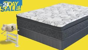 Serta A-MAY-ZING May 24-Day Sale! Save Up To 55% Or More On Mattresses!