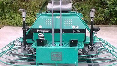 Whitem HHNG5 Trowel Machine