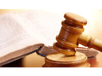 LAW TUTOR: GDL LLB LPC: £35 PER HOUR