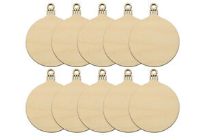 10-Wooden-ROUND-BAUBLES-for-Christmas-Decorations-Tags-Art-Craft-Embellishments