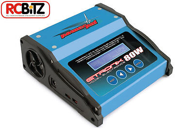 Etronix Powerpal 80w AC DC Performance Charger Discharger LiPo NiMh LiFe NiCa LA