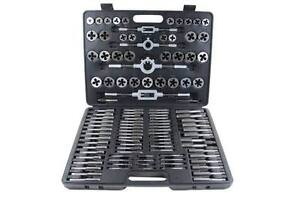 US PRO 110 Pc Metric Engineers Tungsten Tap and Die Set