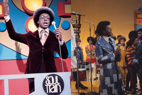 Don Cornelius Soul Train Refrigerator / Tool Box Magnet