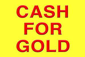 CASH FOR GOLD. LOANS FOR GOLD. WE BUY GOLD $43/gr.