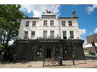 Sous Chef - Fantastic Pub & Dining Room - The Bald Faced Stag