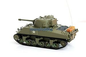 1-30-RC-RTR-Henglong-USA-Mini-Sherman-M4A3-Tank