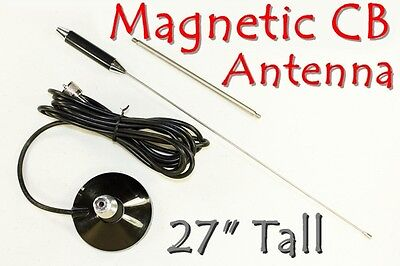 Magnetic Cb Antenna 27