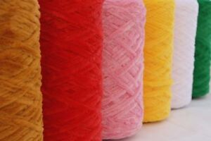 3m-of-Chenille-Ribbon-Trim-chenille-stem-without-the-wire-8-colours