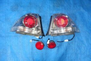 JDM Lexus IS300 Toyota Altezza OEM Tail Lights Lamps OEM Cover