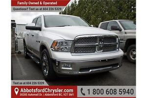 2010 Dodge Ram 1500 Laramie W/ Navigation & Backup Camera
