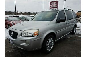 2007 Buick Terraza CXL CXL !!! ACCIDENT FREE !!! DVD ENTAINTM...