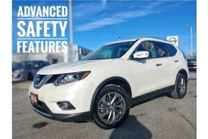 2015 Nissan Rogue SL Leather Roof Navi  FREE Delivery