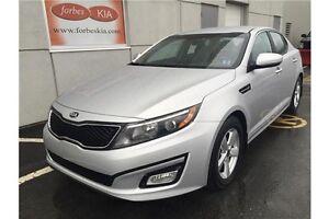2015 Kia Optima LX Auto, Heated Seats Finance For $119 Bi-Weekly
