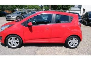 2013 Chevrolet Spark 1LT Manual 5Speed,Low Km's