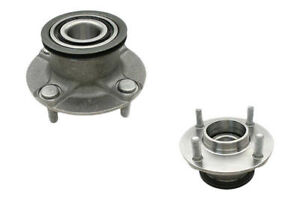 NISSAN 240SX 1989-1994 FRONT WHEEL HUB WITH BEARING (4 bolt)