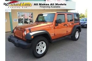 2011 Jeep Wrangler Unlimited Sport DEALER OF THE YEAR 2015, A...