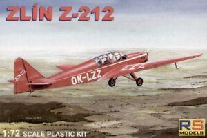RS-Models-1-72-ZLIN-Z-212-9242