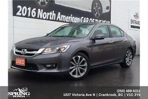 2015 Honda Accord EX-L $161 Bi-Weekly