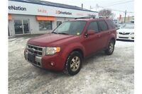 2010 Ford Escape Limited Fully Loaded! 4x4 Winter Ready!!