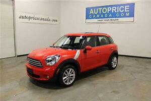 2012 Mini Cooper Countryman NAVIGATION|PANOROOF|LEATHER