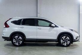Honda CR-V I-VTEC EX (white) 2018