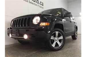 2016 Jeep PATRIOT HIGH ALTITUDE- 4WD! SUNROOF! HEATED SEATS! Belleville Belleville Area image 3