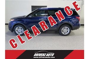 2011 Ford Explorer XLT SUNROOF, LEATHER, HEATED SEATS