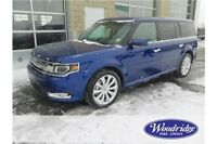 2015 Ford Flex Limited V6, LEATHER, AWD, 7 PASSENGER SEATING