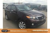 2012 Kia Sorento LX V6 LOCAL TRADE, PST PAID!!
