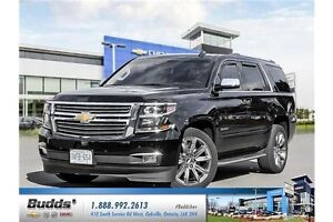 2016 Chevrolet Tahoe LTZ Safety & E Tested