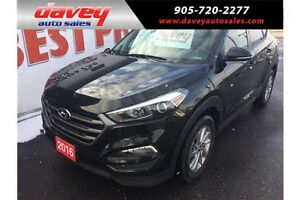 2016 Hyundai Tucson Premium ALL WHEEL DRIVE, HEATED SEATS, BA...