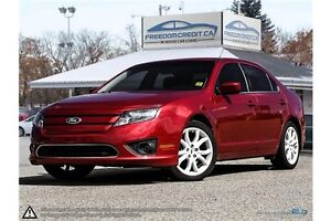 2011 Ford Fusion SE We Finance Here!!