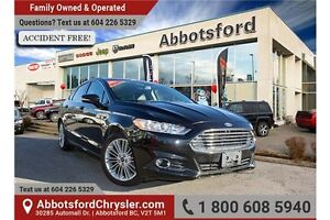 2013 Ford Fusion SE ACCIDENT FREE!