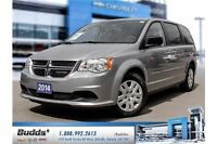 2014 Dodge Grand Caravan SE/SXT Only 4700 km