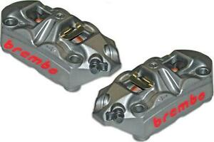 Ducati Brembo Front Brake Calipers Radial 100mm M4 Monoblocks