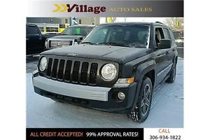 2008 Jeep Patriot Limited Leather Interior, Heated Seats, Sun...