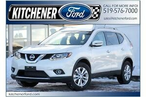 2016 Nissan Rogue SV SV/AWD/CAMERA/PWR GROUP/SIRIUS/ALLOYS