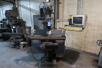Dx32 Bridgeport 2j-head Cnc Vertical Mill - 28440