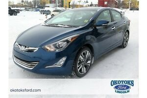 2014 Hyundai Elantra Limited Tidy little sedan, priced to sell