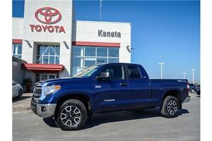 2014 Toyota Tundra 4x4 TRD 57L Double Cab