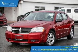 2008 Dodge Avenger SXT AM/FM Radio and Air Conditioning
