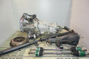 JDM Subaru Legacy Spec-B 6speed Awd Transmission Axles Rear Diff