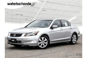2008 Honda Accord EX-L Only 36,000 km! One Owner