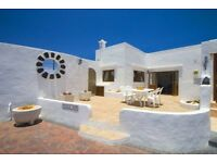 RURAL VILLA WITH PRIVATE GATED POOL IN LANZAROTE