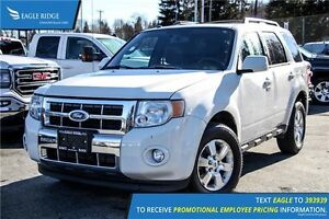 2011 Ford Escape Limited Backup Camera and Sunroof