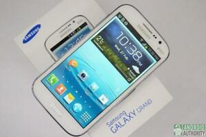 Samsung Galaxy  Grand Duo  Unlocked Déverrouiller 119$